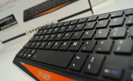 TenGo! presenta su teclado bluetooth microKeyboard Compact