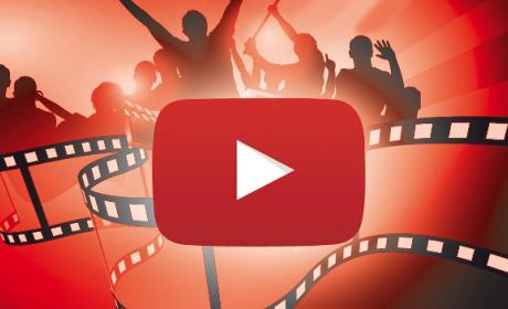 Los 10 vídeos de YouTube más vistos en España en 10 años