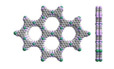grafeno porous