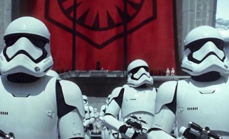 El uniforme de los soldados de Star Wars inspirados en Apple