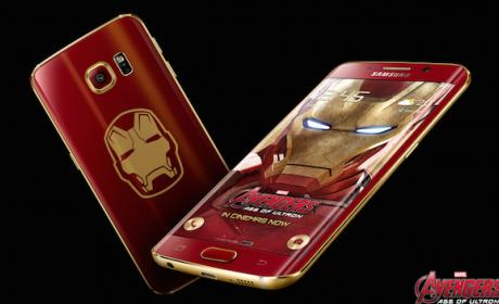 Samsung Galaxy S6 Edge Iron Man ya es oficial