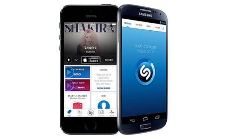 Shazam ahora también reconoce imágenes, además de música