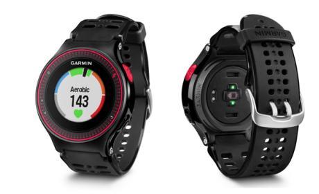 Garmin Forerunner 225 smartwatch runners