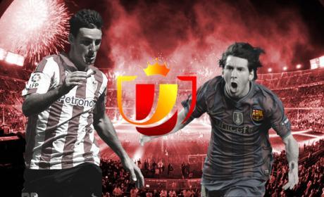 Ver online final de la Copa del Rey entre Athletic Bilbao y FC Barcelona en Internet