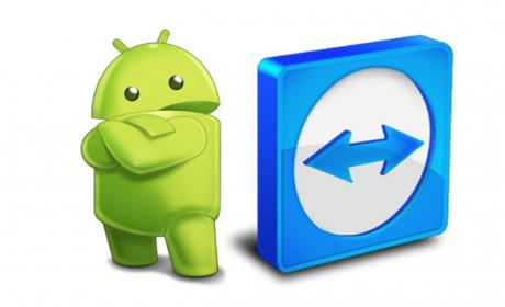 android teamviewer