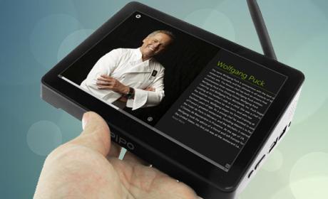 PIPO X8, ordenador compacto con pantalla táctil que sorprende