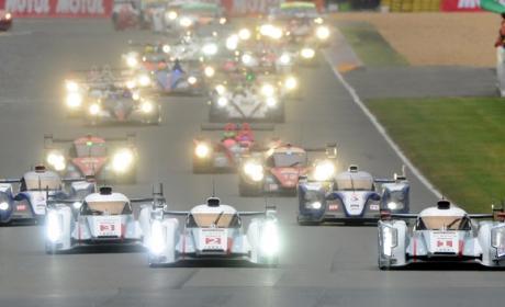 Ver online y en directo las 24 horas de Le Mans 2015 en streaming a través de Internet.