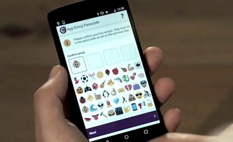 Llegan las contraseñas de acceso mediante emojis