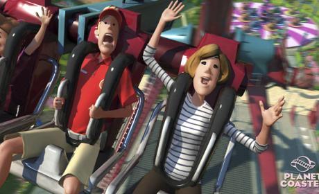 Planet Coaster se anuncia en el E3