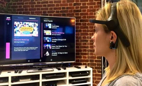 Control mental de la televisión