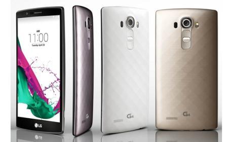 Desvelado el LG G4 Pro con SnapDragon 820 y cámara de 27 MP.