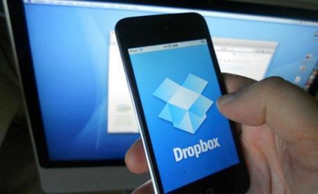 Dropbox subir archivos sin tener cuenta usuario