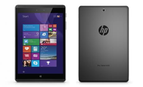HP Pro Tablet 608, la tablet profesional de HP