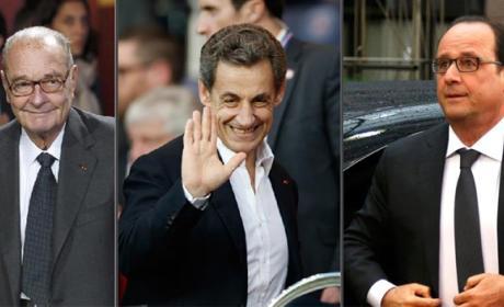 EEUU espió a tres presidentes franceses