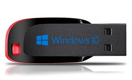 Windows 10 podría venderse en pendrives USB.