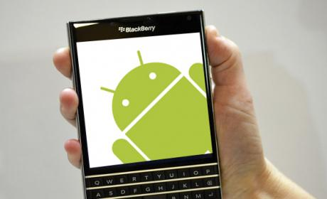balckberry android