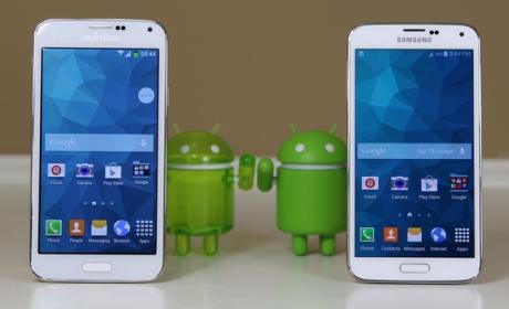 Samsung, Xiaomi y Huawei lideran el ranking de smartphones falsificados