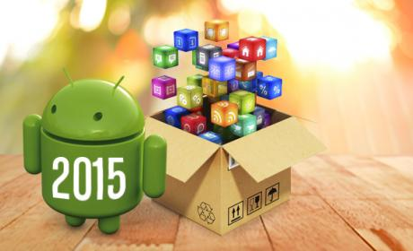 Las mejores apps Android de 2015