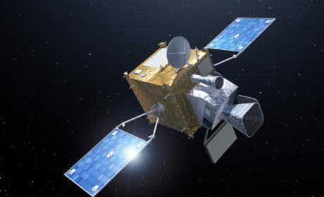 nuevo satélite meteosat