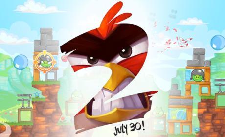 Angry Birds 2: Los pájaros gruñones vuelven el 30 de julio