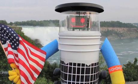 hitchbot robot