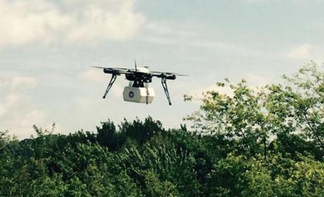 Estados Unidos ya utiliza drones para repartir medicamentos