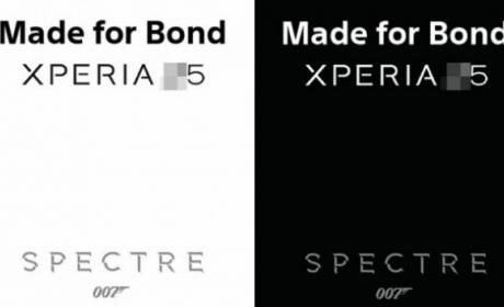 sony xperia z5 james bond