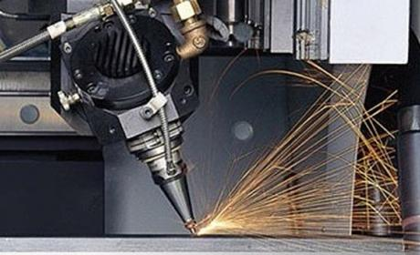 laser acero