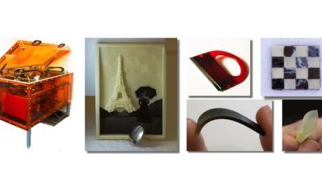 La impresión 3D ya puede trabajar con varios materiales a la vez