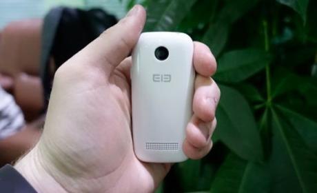 Elephone prepara el terminal Android más pequeño del mercado