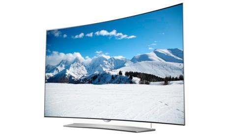 Ponen prueba televisores LG test ciego