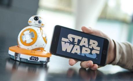 El robot rodante BB-8 de Star Wars, en tu casa gracias a Sphero.