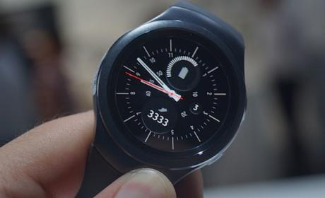 Así funciona el Samsung Gear S2 (vídeo)