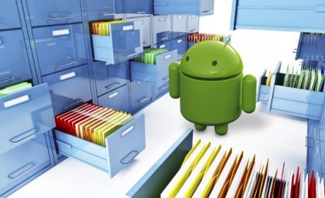 Recupera archivos borrados de tu Android