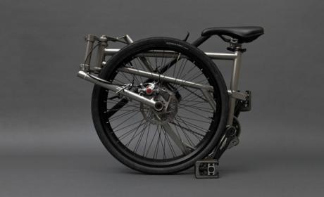 Helix, la bici ligera y plegable que triunfa en KickStarter