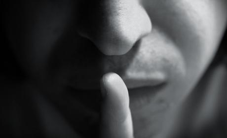 silencio absoluto