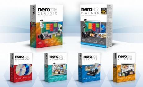 Suite Nero 2016