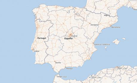 wikipedia maps