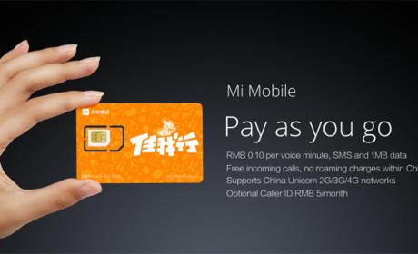 Xiaomi lanza Mi Mobile, su operadora móvil virtual