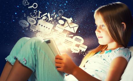 Las redes sociales están merodeando, a la caza de tus hijos