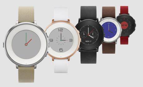 Pebble Time Roud: nuevo reloj inteligente circular de Pebble