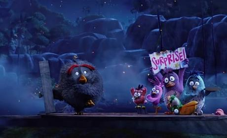 Ya está aquí el tráiler en español de Angry Birds, la película