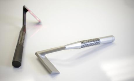 Olvídate de las cuchillas, ya puedes afeitarte con láser