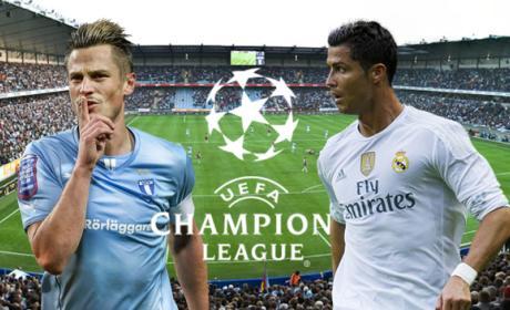 Dónde ver online y en directo el Malmo vs Real Madrid de Champions por Internet