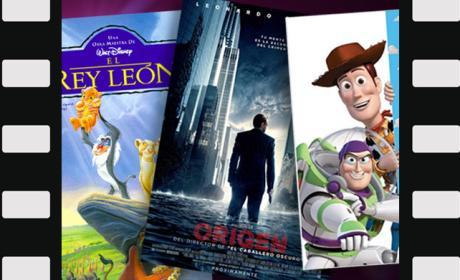 películas nunca sospechaste fueran copia