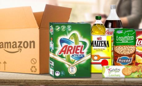 supermercado de Amazon España