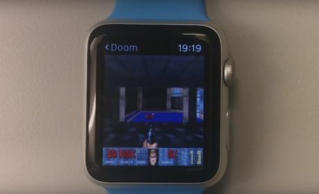 Desarrolladores de Facebook ejecutan Doom en un Apple Watch