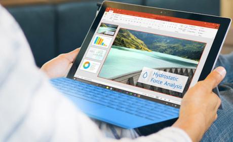 Microsoft confirma el precio de la Surface Pro 4 en España