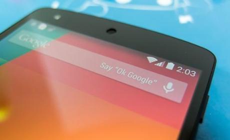 Reproducir y eliminar historial de mensajes de audio Google Now búsquedas