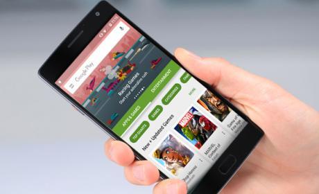 Así será el nuevo diseño de Google Play Store